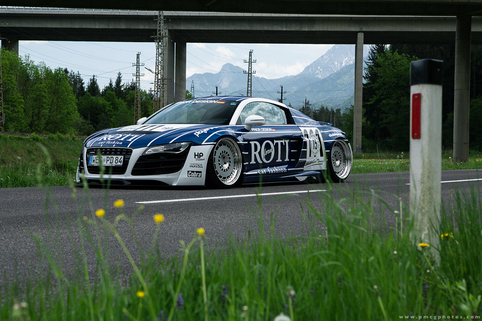 Rotiform Audi R8