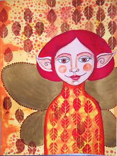 Week 47 - Autumn Fairy