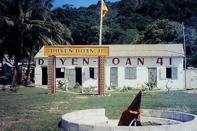 Republic of Vietnam Navy - Duyên Đoàn 41 - Đảo Hòn Khoai (CÀ MAU)