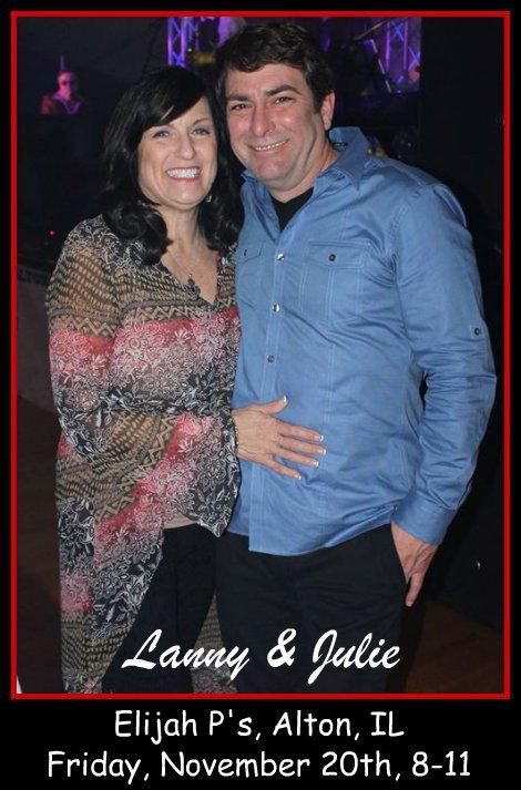 Lanny & Julie 11-20-15
