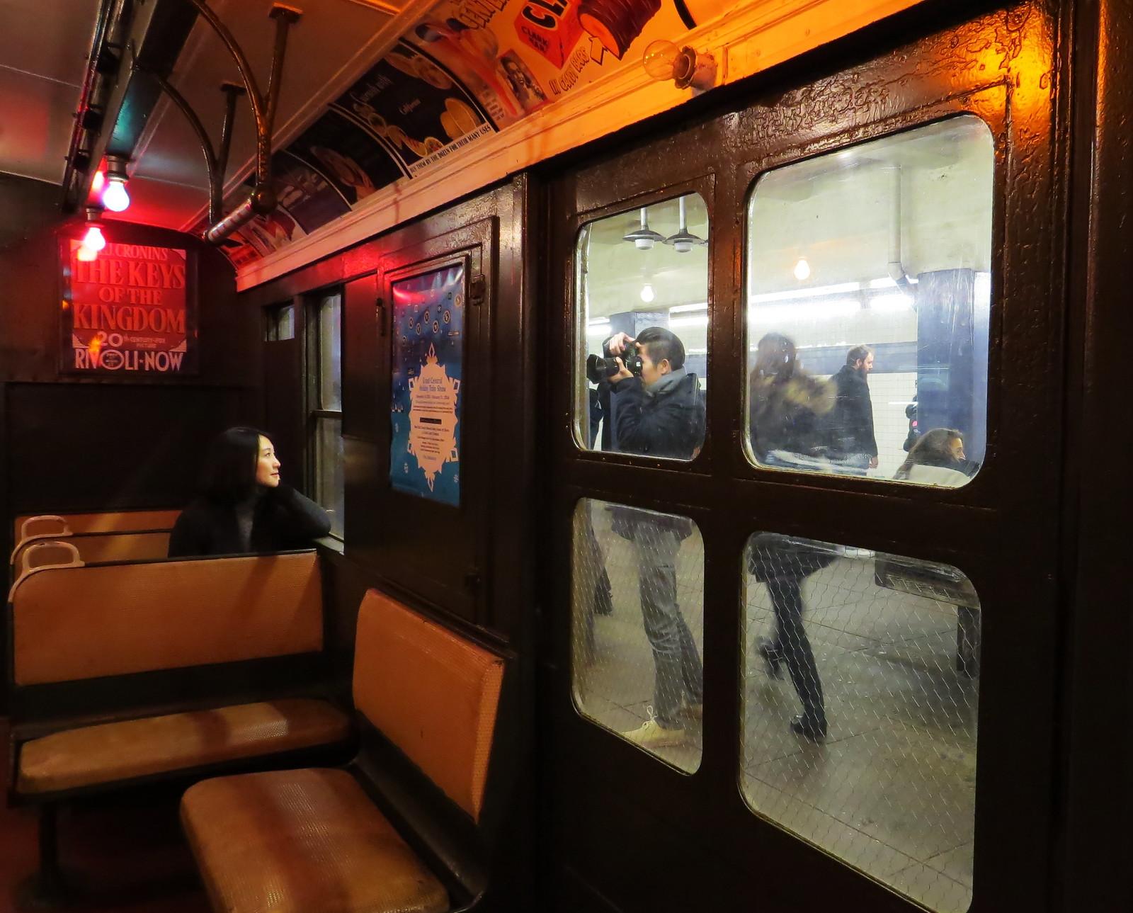Subway, NY
