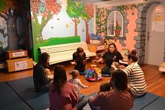 Bebencontros na Biblioteca Infantil e Xuvenil: 0-12 meses
