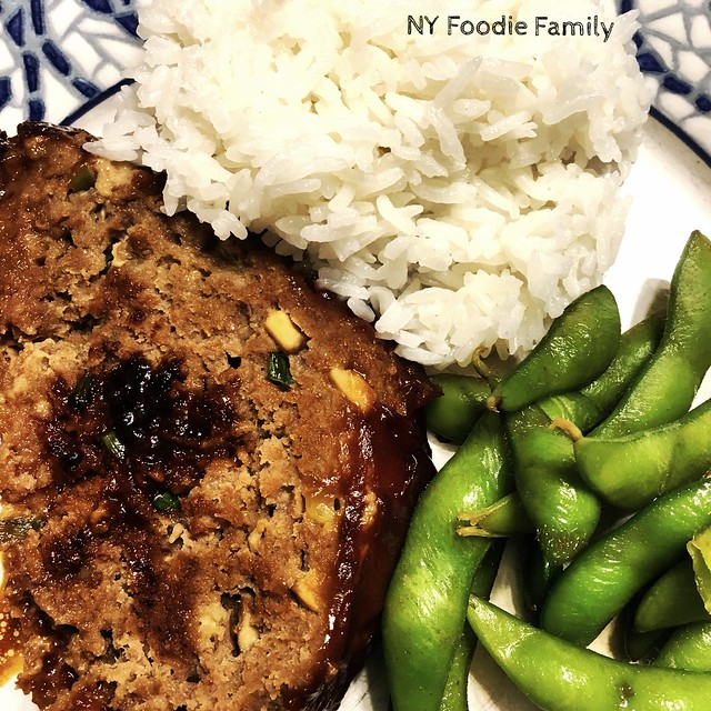 Asian Inspired Meatloaf
