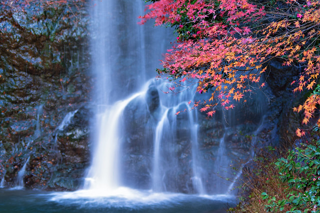 Waterfall of Minoh
