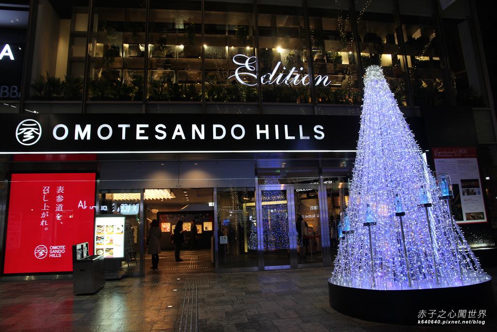 Tokyo Winter Illuminations- 表参道Hills-IMG_0689088