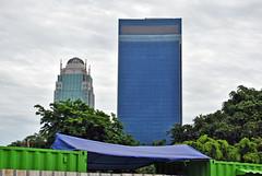 The City Centre & Menara Batavia