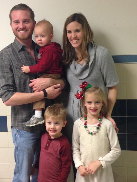 Kinley's Christmas Program