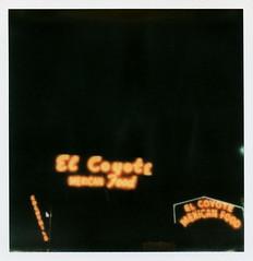 El Coyote Neon