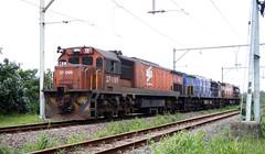 Transnet Class 37 GM-EMD GT26M2C 37-099