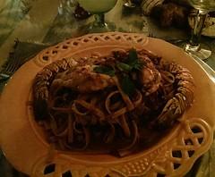 Cola de langosta para el guapo panzón! #lobster #langosta #welten #foodie #foodlover