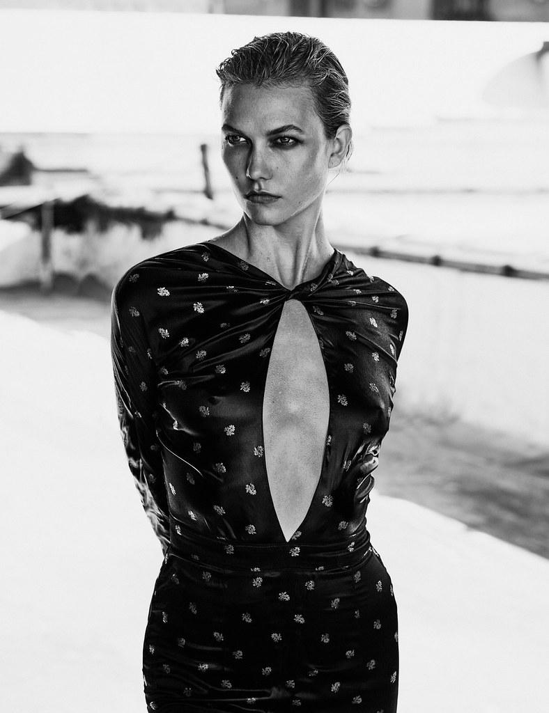 Карли Клосс — Фотосессия для «Vogue» MX 2016 – 8
