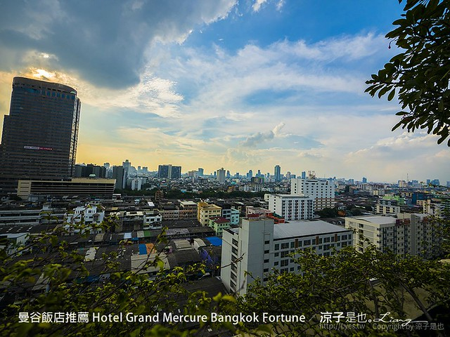 曼谷飯店推薦 Hotel Grand Mercure Bangkok Fortune 58