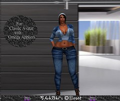 Shanais Closet Nikki With Omega Appliers