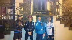 All happy and raring to go at the start Image