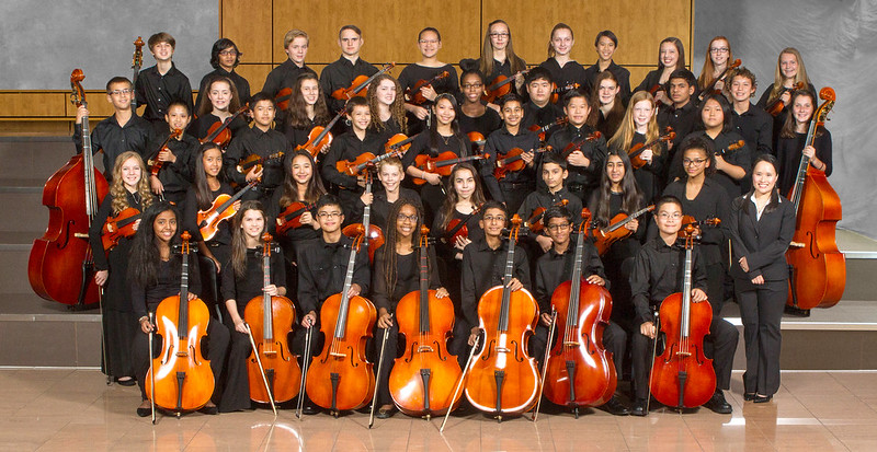 CMS Concert Orchestra 2016-17