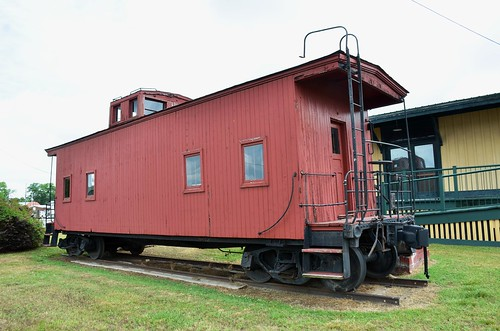 Louisville & Nashville Railroad, Alabama, Albertville