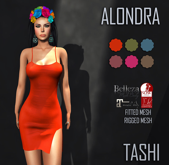 TASHI Alondra AD