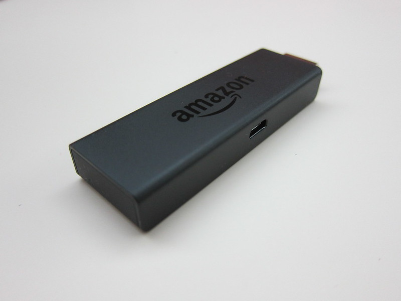Amazon Fire TV Stick - Micro USB Port