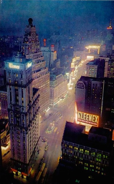 Times Square - 1950s