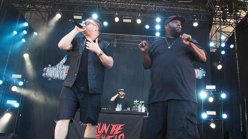 Run the Jewels - Øya 2015