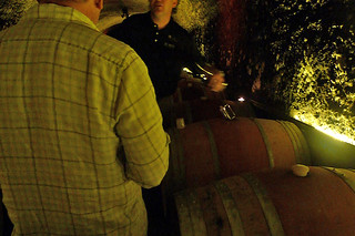 Del Dotto Vineyards Historic Winery and Caves - Barrel tastings