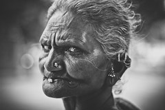Old Woman - Street
