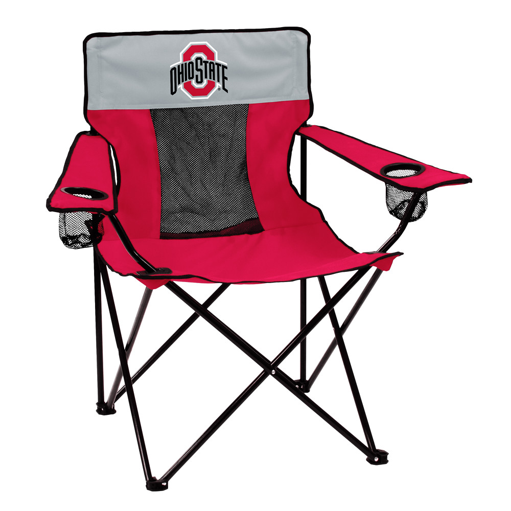 Ohio State Elite TailGate/Camping Chair