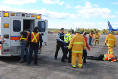9-Athabasca Health Authority arrives to treat victims