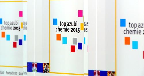 top azubi chemie 2015: Auszeichnung vergeben