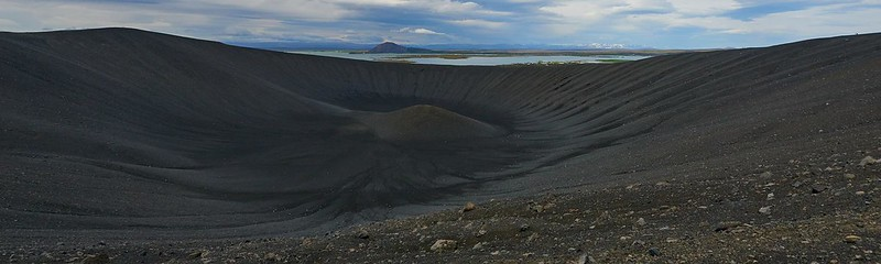 Hverfell crater - Myvatn