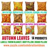 Autumn Leaves by Juliana RW