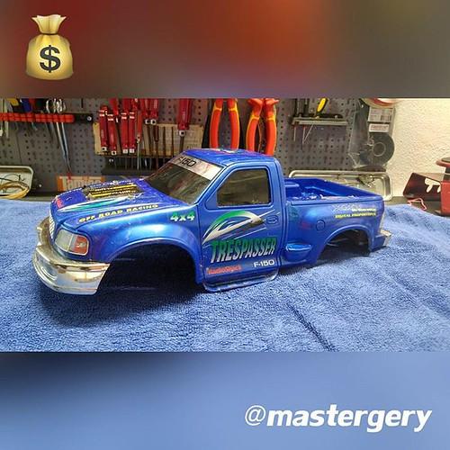 Sell my Nikko Ford Body - € 40 + shipping cost. 🚙  #tsra #teamstonerockersaustria #crawlerkeller #teamdriver #CKRChobbies #CKRCarmy #CKRC #rc #scale #rccrawler #remotecontrol  #rcmart2001