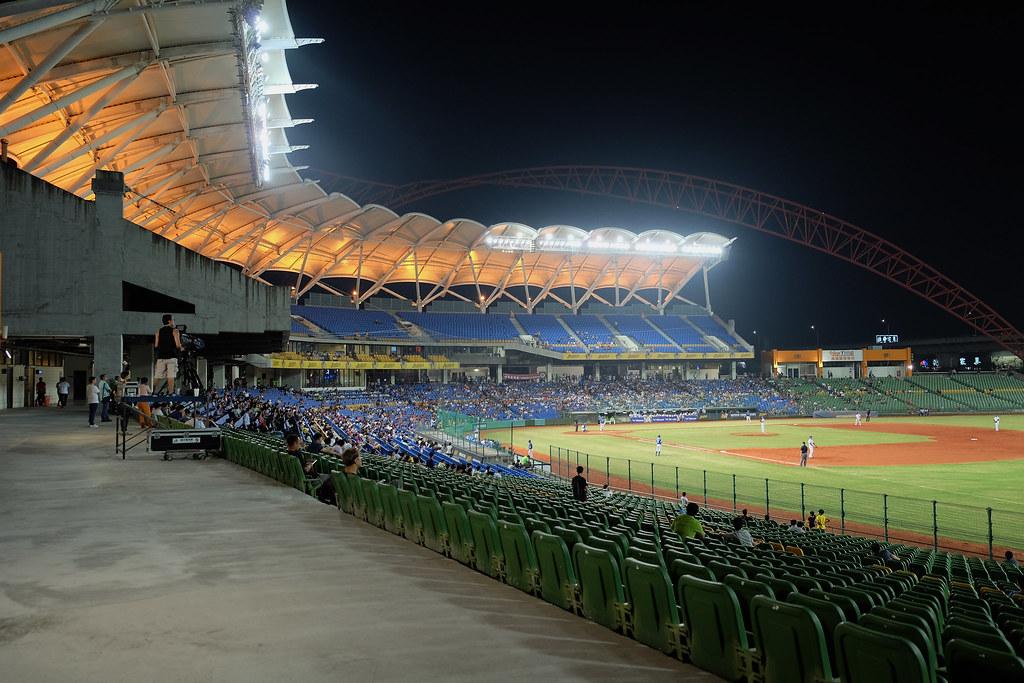 亞洲盃棒球賽 中韓戰隨拍