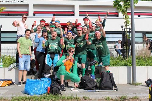 Relegation: Floorball Turtles vs. Berliner FK