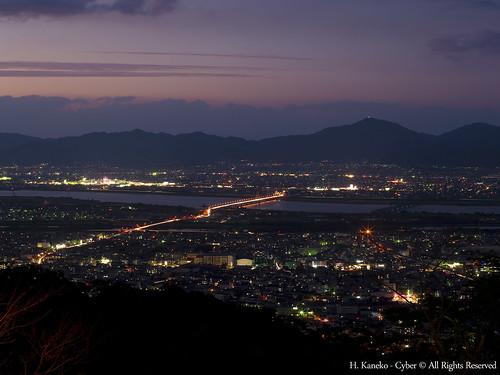 japan 日本 tokushima 徳島 眉山