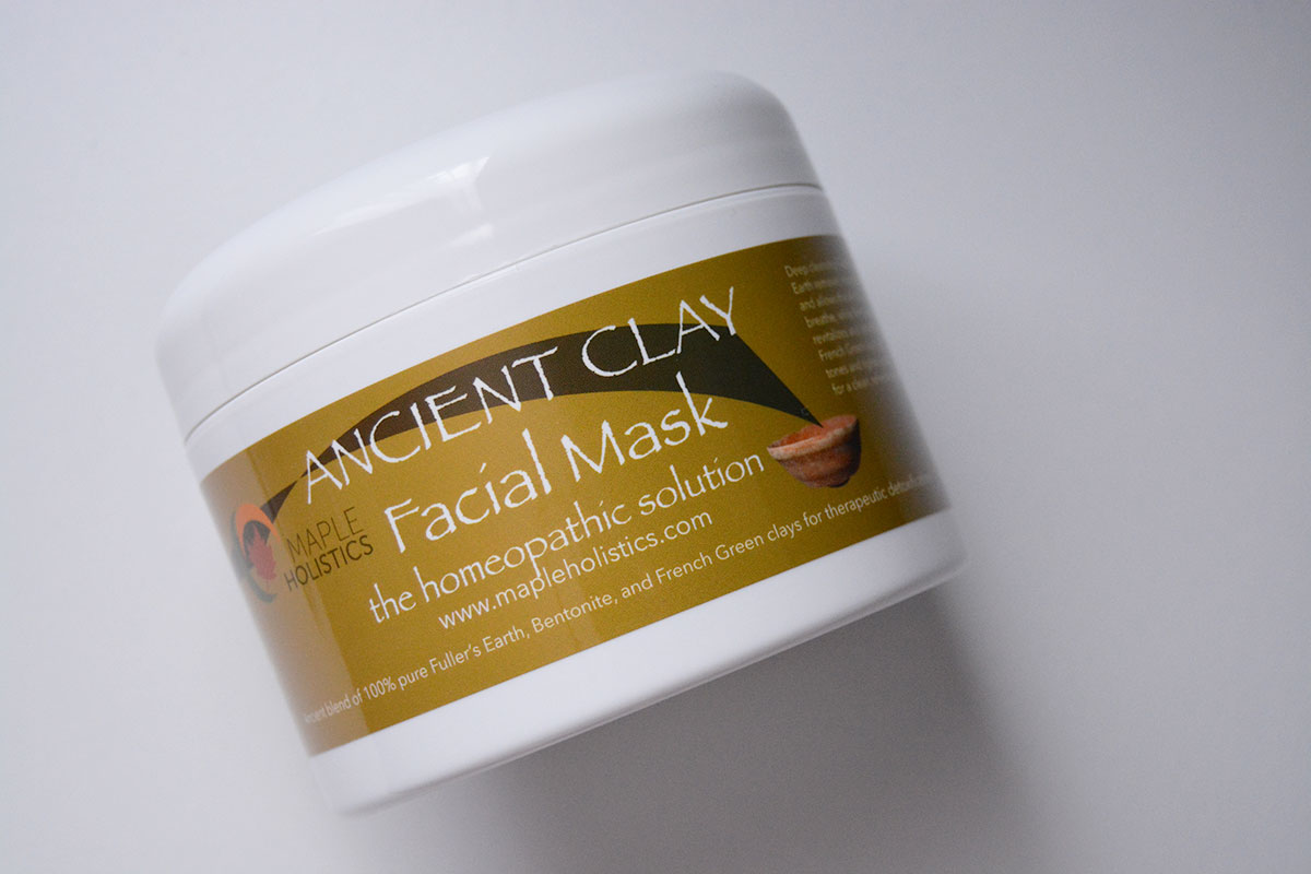 Clean those Pores! Maple Holistics Review