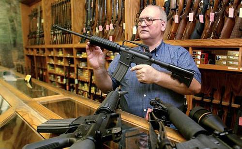 Зброю— в кожну оселю?
