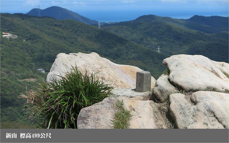 新山_標高499公尺