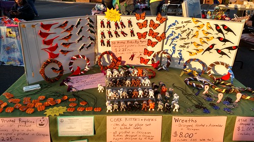 "St. Paul UMC Fall Fair -  ""Lite"" Booth"