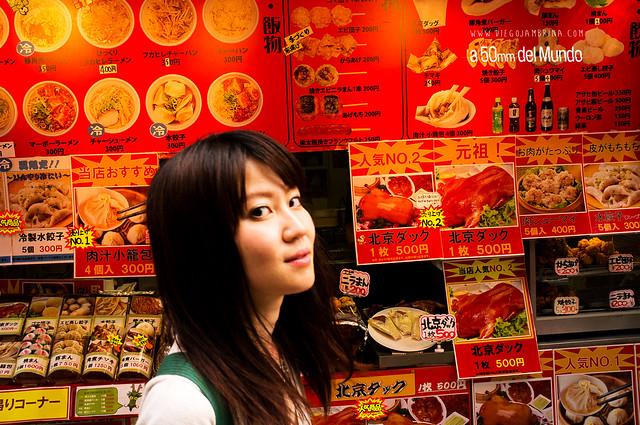 Los chinos también cauitaban en Japón