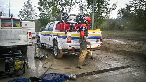 Continua l'assistenza dei volontari Anpas a Benevento