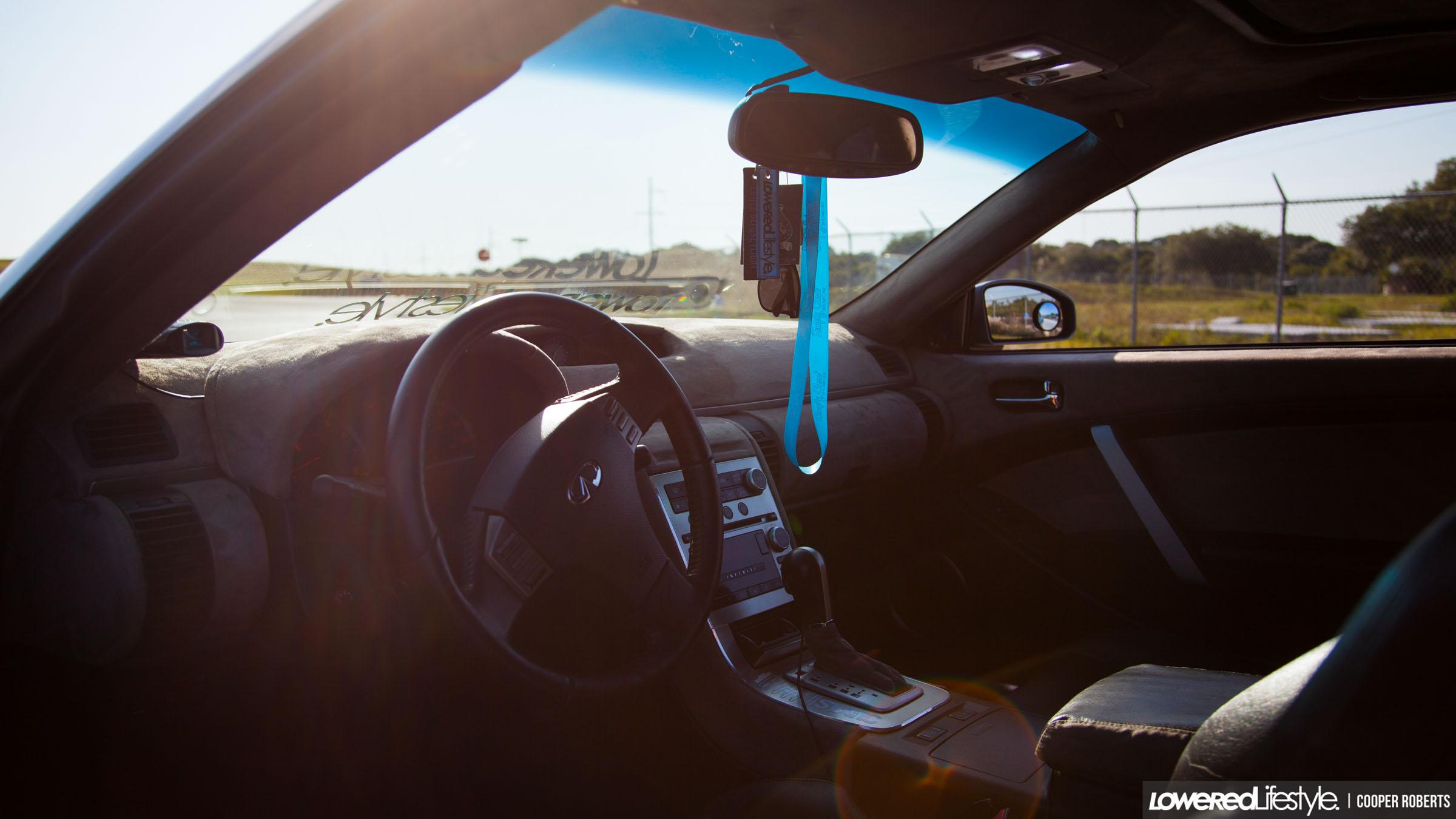 DRIVE IT HOW YOU PARK IT // VASILIY'S STATIC G35