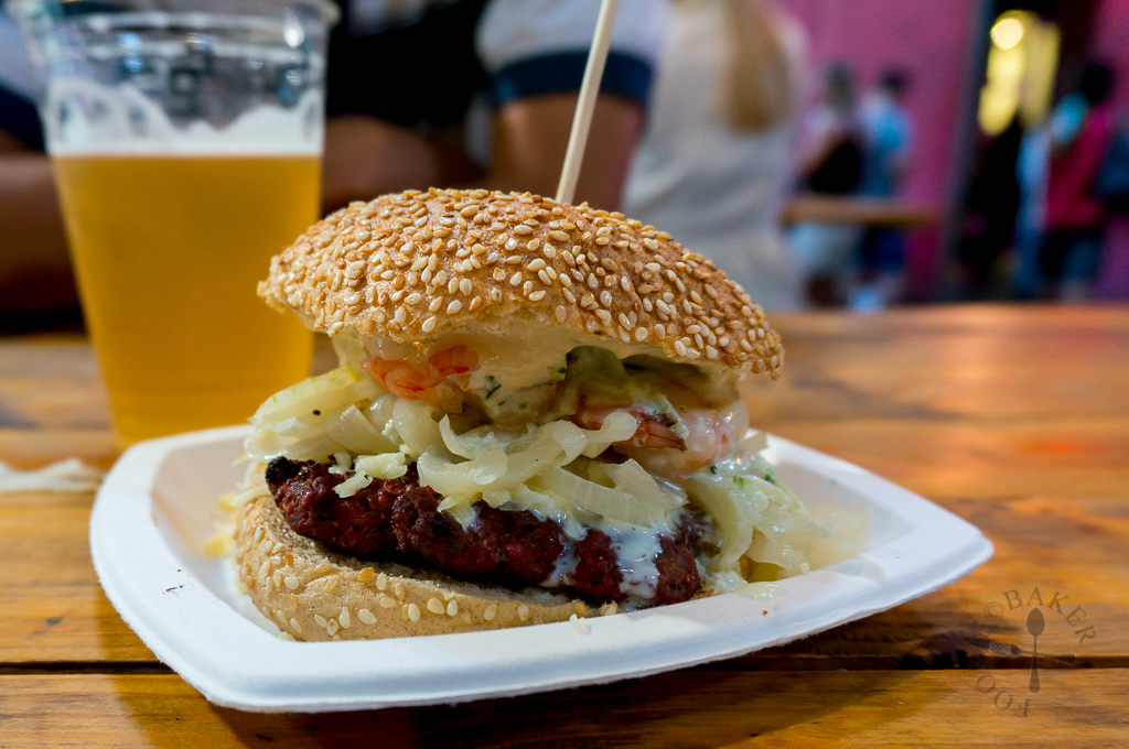 Copenhagen Street Food - burger