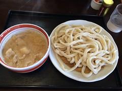 土, 2015-10-03 12:32 - 武蔵野うどん 真打