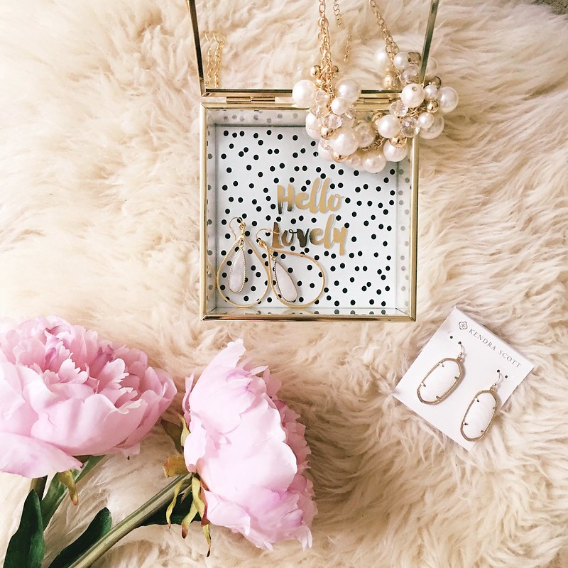 cute & little blog | jewelry box, accessories, statement jewelry