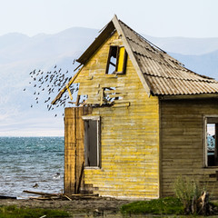 2014 Arménie, Passage au lac Sevan