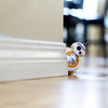 "BB-8 ""Hello there!  Now don't be shy!"""