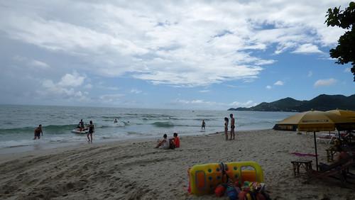 chaweng beach kohsamui