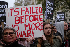 It's failed before - No more war !