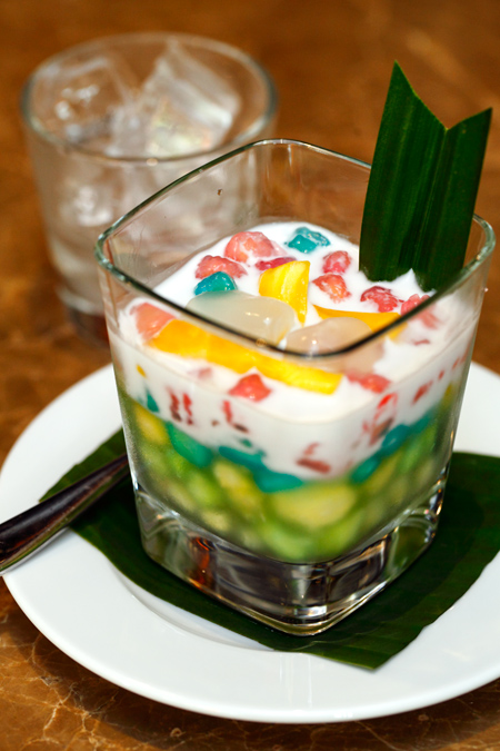 Baan Kun Ya 5 Colored Crispy Rubies